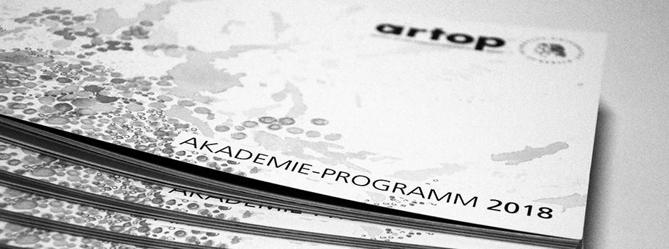 artop, Akademie-Programm,Ausbildungsangebot, Seminarangebot