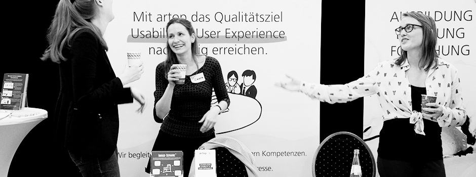 World Usability Day, artop, WUD Berlin