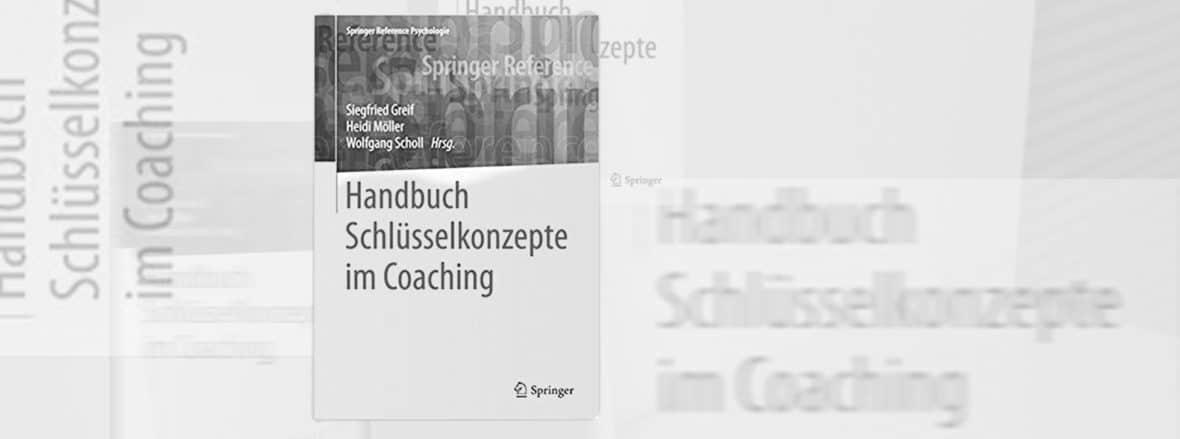 Handbuch Schluesselkonzepte im Coaching