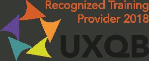 UXQB Logo 2018