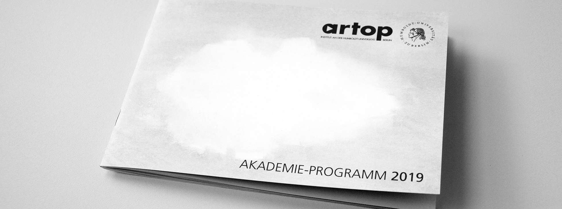 artop Akademie-Programm 2019