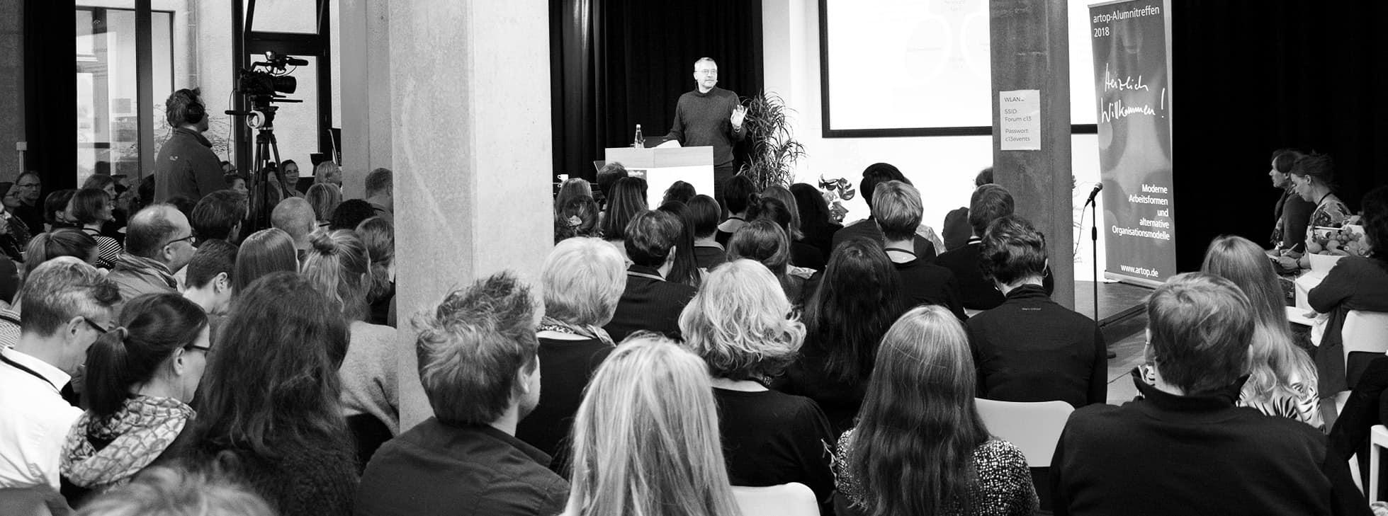 artop-Alumnitreffen 2018